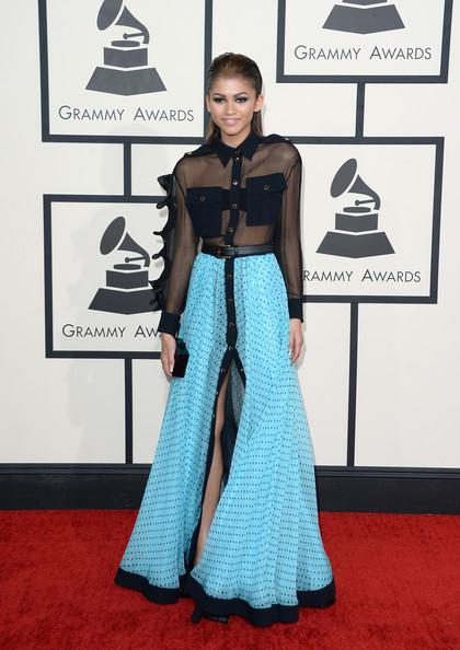 Zendaya Grammys14